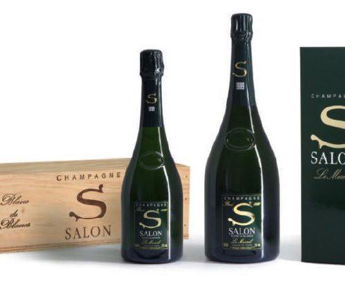 champagne s de salon 2002